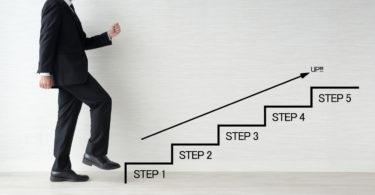 スモールステップの原理